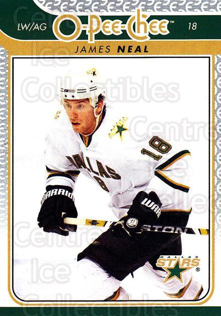 2009-10 O-pee-chee #25 James Neal<br/>2 In Stock - $1.00 each - <a href=https://centericecollectibles.foxycart.com/cart?name=2009-10%20O-pee-chee%20%2325%20James%20Neal...&quantity_max=2&price=$1.00&code=278367 class=foxycart> Buy it now! </a>