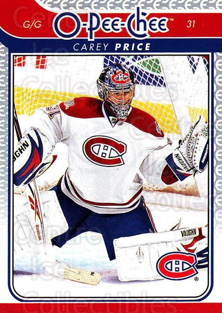 2009-10 O-pee-chee #31 Carey Price<br/>4 In Stock - $3.00 each - <a href=https://centericecollectibles.foxycart.com/cart?name=2009-10%20O-pee-chee%20%2331%20Carey%20Price...&quantity_max=4&price=$3.00&code=278373 class=foxycart> Buy it now! </a>