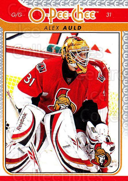 2009-10 O-pee-chee #32 Alex Auld<br/>4 In Stock - $1.00 each - <a href=https://centericecollectibles.foxycart.com/cart?name=2009-10%20O-pee-chee%20%2332%20Alex%20Auld...&quantity_max=4&price=$1.00&code=278374 class=foxycart> Buy it now! </a>
