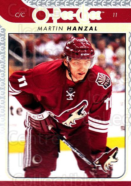 2009-10 O-pee-chee #33 Martin Hanzal<br/>4 In Stock - $1.00 each - <a href=https://centericecollectibles.foxycart.com/cart?name=2009-10%20O-pee-chee%20%2333%20Martin%20Hanzal...&quantity_max=4&price=$1.00&code=278375 class=foxycart> Buy it now! </a>