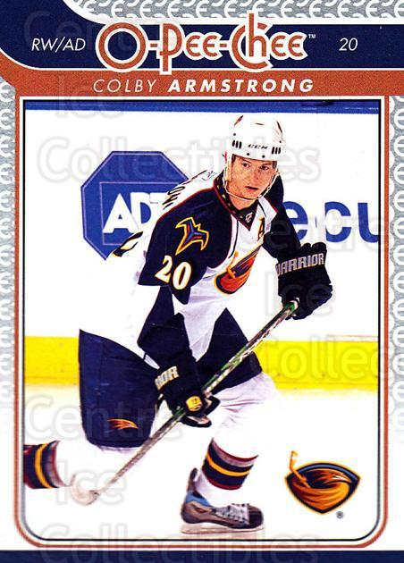 2009-10 O-pee-chee #39 Colby Armstrong<br/>4 In Stock - $1.00 each - <a href=https://centericecollectibles.foxycart.com/cart?name=2009-10%20O-pee-chee%20%2339%20Colby%20Armstrong...&quantity_max=4&price=$1.00&code=278381 class=foxycart> Buy it now! </a>