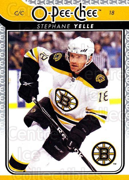 2009-10 O-pee-chee #40 Stephane Yelle<br/>2 In Stock - $1.00 each - <a href=https://centericecollectibles.foxycart.com/cart?name=2009-10%20O-pee-chee%20%2340%20Stephane%20Yelle...&quantity_max=2&price=$1.00&code=278382 class=foxycart> Buy it now! </a>