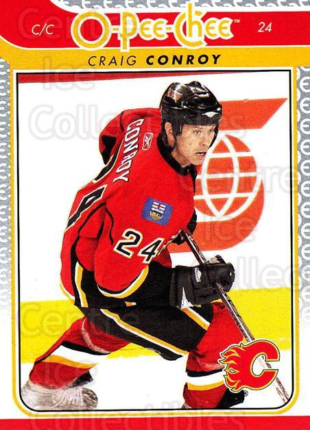2009-10 O-pee-chee #41 Craig Conroy<br/>2 In Stock - $1.00 each - <a href=https://centericecollectibles.foxycart.com/cart?name=2009-10%20O-pee-chee%20%2341%20Craig%20Conroy...&quantity_max=2&price=$1.00&code=278383 class=foxycart> Buy it now! </a>