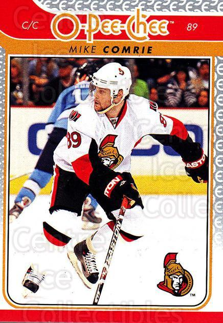 2009-10 O-pee-chee #42 Mike Comrie<br/>1 In Stock - $1.00 each - <a href=https://centericecollectibles.foxycart.com/cart?name=2009-10%20O-pee-chee%20%2342%20Mike%20Comrie...&quantity_max=1&price=$1.00&code=278384 class=foxycart> Buy it now! </a>