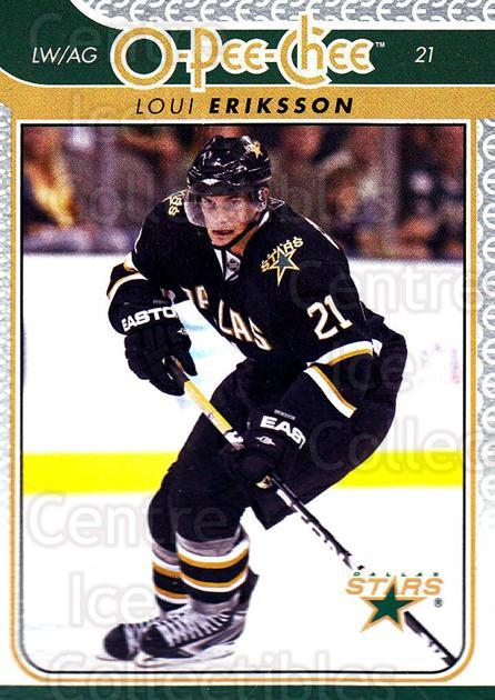 2009-10 O-pee-chee #44 Loui Eriksson<br/>4 In Stock - $1.00 each - <a href=https://centericecollectibles.foxycart.com/cart?name=2009-10%20O-pee-chee%20%2344%20Loui%20Eriksson...&quantity_max=4&price=$1.00&code=278386 class=foxycart> Buy it now! </a>