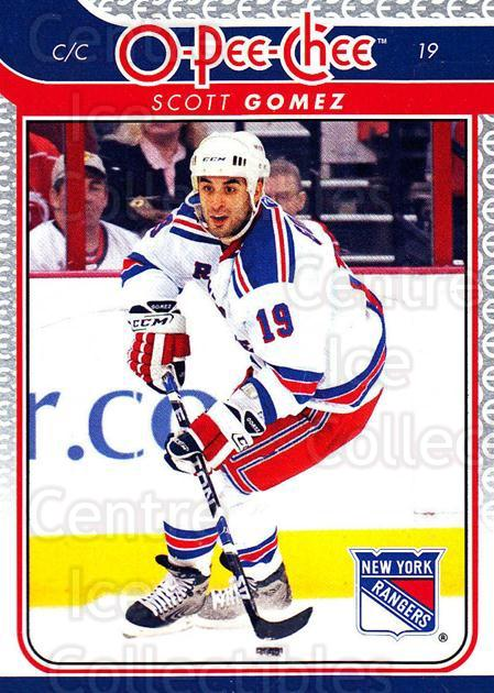 2009-10 O-pee-chee #50 Scott Gomez<br/>4 In Stock - $1.00 each - <a href=https://centericecollectibles.foxycart.com/cart?name=2009-10%20O-pee-chee%20%2350%20Scott%20Gomez...&quantity_max=4&price=$1.00&code=278392 class=foxycart> Buy it now! </a>