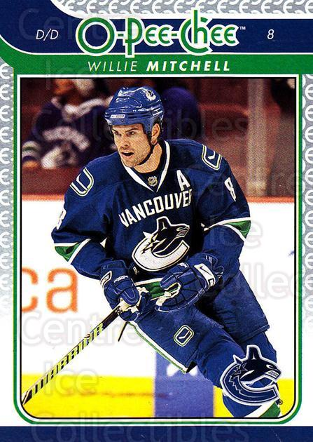 2009-10 O-pee-chee #56 Willie Mitchell<br/>3 In Stock - $1.00 each - <a href=https://centericecollectibles.foxycart.com/cart?name=2009-10%20O-pee-chee%20%2356%20Willie%20Mitchell...&quantity_max=3&price=$1.00&code=278398 class=foxycart> Buy it now! </a>
