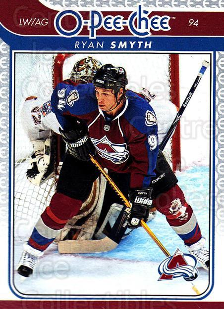 2009-10 O-pee-chee #62 Ryan Smyth<br/>3 In Stock - $1.00 each - <a href=https://centericecollectibles.foxycart.com/cart?name=2009-10%20O-pee-chee%20%2362%20Ryan%20Smyth...&quantity_max=3&price=$1.00&code=278404 class=foxycart> Buy it now! </a>
