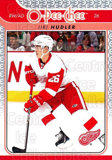 2009-10 O-pee-chee #64 Jiri Hudler<br/>3 In Stock - $1.00 each - <a href=https://centericecollectibles.foxycart.com/cart?name=2009-10%20O-pee-chee%20%2364%20Jiri%20Hudler...&quantity_max=3&price=$1.00&code=278406 class=foxycart> Buy it now! </a>