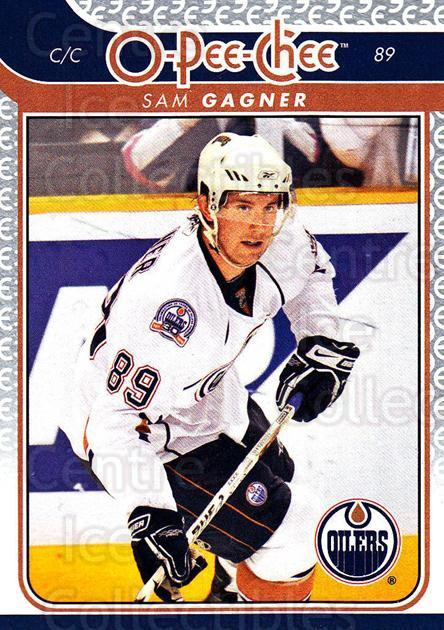 2009-10 O-pee-chee #65 Sam Gagner<br/>3 In Stock - $1.00 each - <a href=https://centericecollectibles.foxycart.com/cart?name=2009-10%20O-pee-chee%20%2365%20Sam%20Gagner...&quantity_max=3&price=$1.00&code=278407 class=foxycart> Buy it now! </a>