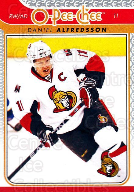 2009-10 O-pee-chee #69 Daniel Alfredsson<br/>3 In Stock - $1.00 each - <a href=https://centericecollectibles.foxycart.com/cart?name=2009-10%20O-pee-chee%20%2369%20Daniel%20Alfredss...&quantity_max=3&price=$1.00&code=278411 class=foxycart> Buy it now! </a>