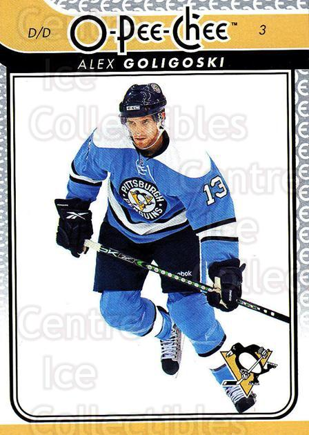 2009-10 O-pee-chee #71 Alex Goligoski<br/>3 In Stock - $1.00 each - <a href=https://centericecollectibles.foxycart.com/cart?name=2009-10%20O-pee-chee%20%2371%20Alex%20Goligoski...&quantity_max=3&price=$1.00&code=278413 class=foxycart> Buy it now! </a>