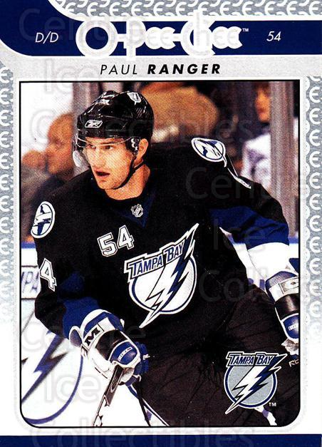 2009-10 O-pee-chee #73 Paul Ranger<br/>3 In Stock - $1.00 each - <a href=https://centericecollectibles.foxycart.com/cart?name=2009-10%20O-pee-chee%20%2373%20Paul%20Ranger...&quantity_max=3&price=$1.00&code=278415 class=foxycart> Buy it now! </a>