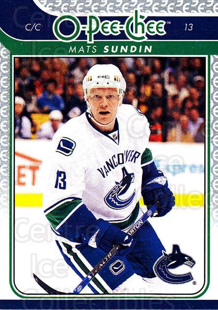 2009-10 O-pee-chee #74 Mats Sundin<br/>1 In Stock - $1.00 each - <a href=https://centericecollectibles.foxycart.com/cart?name=2009-10%20O-pee-chee%20%2374%20Mats%20Sundin...&quantity_max=1&price=$1.00&code=278416 class=foxycart> Buy it now! </a>