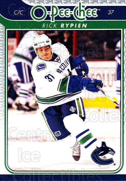 2009-10 O-pee-chee #75 Rick Rypien<br/>2 In Stock - $1.00 each - <a href=https://centericecollectibles.foxycart.com/cart?name=2009-10%20O-pee-chee%20%2375%20Rick%20Rypien...&quantity_max=2&price=$1.00&code=278417 class=foxycart> Buy it now! </a>