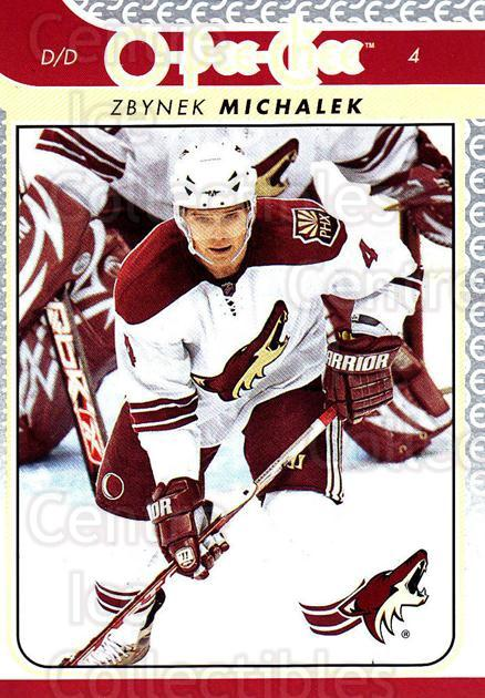 2009-10 O-pee-chee #76 Zbynek Michalek<br/>4 In Stock - $1.00 each - <a href=https://centericecollectibles.foxycart.com/cart?name=2009-10%20O-pee-chee%20%2376%20Zbynek%20Michalek...&quantity_max=4&price=$1.00&code=278418 class=foxycart> Buy it now! </a>