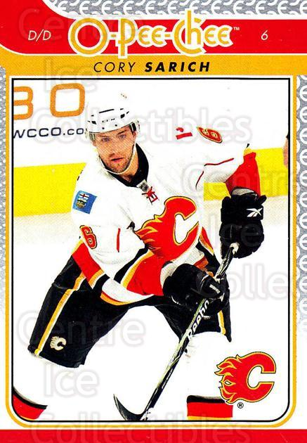 2009-10 O-pee-chee #80 Cory Sarich<br/>3 In Stock - $1.00 each - <a href=https://centericecollectibles.foxycart.com/cart?name=2009-10%20O-pee-chee%20%2380%20Cory%20Sarich...&quantity_max=3&price=$1.00&code=278422 class=foxycart> Buy it now! </a>