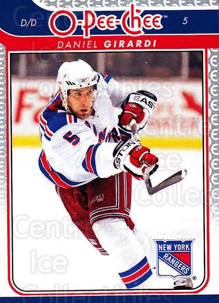 2009-10 O-pee-chee #89 Daniel Girardi<br/>3 In Stock - $1.00 each - <a href=https://centericecollectibles.foxycart.com/cart?name=2009-10%20O-pee-chee%20%2389%20Daniel%20Girardi...&quantity_max=3&price=$1.00&code=278431 class=foxycart> Buy it now! </a>
