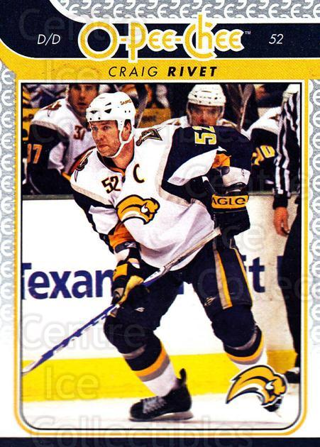 2009-10 O-pee-chee #99 Craig Rivet<br/>5 In Stock - $1.00 each - <a href=https://centericecollectibles.foxycart.com/cart?name=2009-10%20O-pee-chee%20%2399%20Craig%20Rivet...&quantity_max=5&price=$1.00&code=278441 class=foxycart> Buy it now! </a>