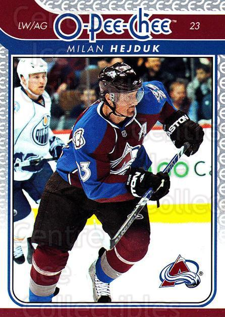 2009-10 O-pee-chee #101 Milan Hejduk<br/>5 In Stock - $1.00 each - <a href=https://centericecollectibles.foxycart.com/cart?name=2009-10%20O-pee-chee%20%23101%20Milan%20Hejduk...&quantity_max=5&price=$1.00&code=278443 class=foxycart> Buy it now! </a>
