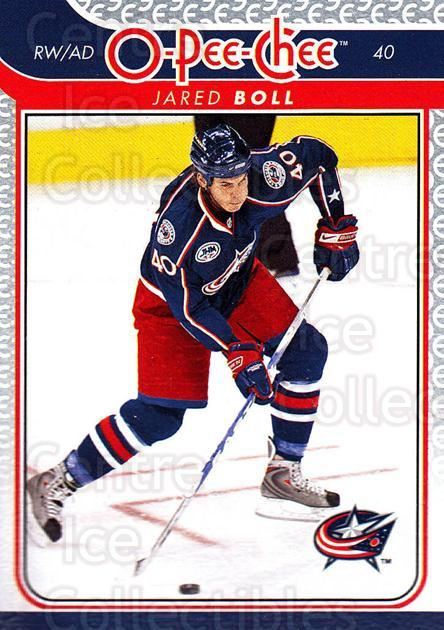 2009-10 O-pee-chee #121 Jared Boll<br/>4 In Stock - $1.00 each - <a href=https://centericecollectibles.foxycart.com/cart?name=2009-10%20O-pee-chee%20%23121%20Jared%20Boll...&quantity_max=4&price=$1.00&code=278463 class=foxycart> Buy it now! </a>