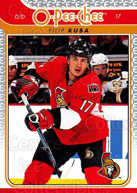 2009-10 O-pee-chee #127 Filip Kuba<br/>4 In Stock - $1.00 each - <a href=https://centericecollectibles.foxycart.com/cart?name=2009-10%20O-pee-chee%20%23127%20Filip%20Kuba...&quantity_max=4&price=$1.00&code=278469 class=foxycart> Buy it now! </a>