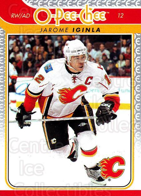 2009-10 O-pee-chee #136 Jarome Iginla<br/>4 In Stock - $1.00 each - <a href=https://centericecollectibles.foxycart.com/cart?name=2009-10%20O-pee-chee%20%23136%20Jarome%20Iginla...&quantity_max=4&price=$1.00&code=278478 class=foxycart> Buy it now! </a>