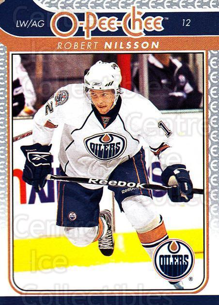 2009-10 O-pee-chee #141 Robert Nilsson<br/>3 In Stock - $1.00 each - <a href=https://centericecollectibles.foxycart.com/cart?name=2009-10%20O-pee-chee%20%23141%20Robert%20Nilsson...&quantity_max=3&price=$1.00&code=278483 class=foxycart> Buy it now! </a>