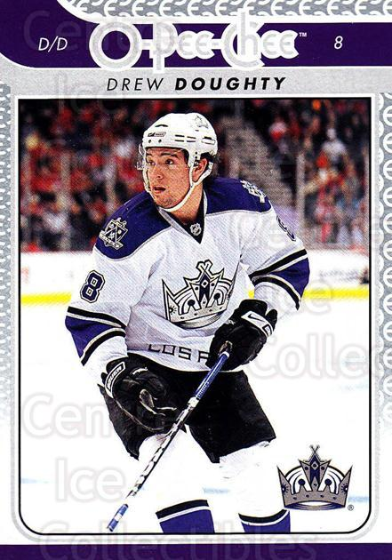 2009-10 O-pee-chee #142 Drew Doughty<br/>4 In Stock - $1.00 each - <a href=https://centericecollectibles.foxycart.com/cart?name=2009-10%20O-pee-chee%20%23142%20Drew%20Doughty...&quantity_max=4&price=$1.00&code=278484 class=foxycart> Buy it now! </a>