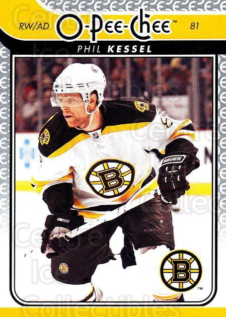 2009-10 O-pee-chee #153 Phil Kessel<br/>5 In Stock - $1.00 each - <a href=https://centericecollectibles.foxycart.com/cart?name=2009-10%20O-pee-chee%20%23153%20Phil%20Kessel...&quantity_max=5&price=$1.00&code=278495 class=foxycart> Buy it now! </a>