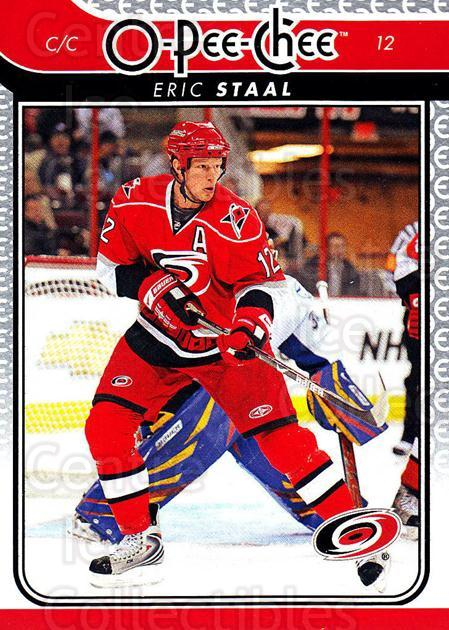 2009-10 O-pee-chee #155 Eric Staal<br/>5 In Stock - $1.00 each - <a href=https://centericecollectibles.foxycart.com/cart?name=2009-10%20O-pee-chee%20%23155%20Eric%20Staal...&quantity_max=5&price=$1.00&code=278497 class=foxycart> Buy it now! </a>