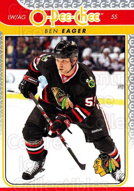 2009-10 O-pee-chee #156 Ben Eager<br/>3 In Stock - $1.00 each - <a href=https://centericecollectibles.foxycart.com/cart?name=2009-10%20O-pee-chee%20%23156%20Ben%20Eager...&quantity_max=3&price=$1.00&code=278498 class=foxycart> Buy it now! </a>