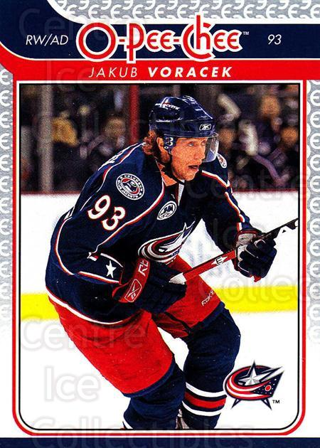 2009-10 O-pee-chee #157 Jakub Voracek<br/>5 In Stock - $1.00 each - <a href=https://centericecollectibles.foxycart.com/cart?name=2009-10%20O-pee-chee%20%23157%20Jakub%20Voracek...&quantity_max=5&price=$1.00&code=278499 class=foxycart> Buy it now! </a>
