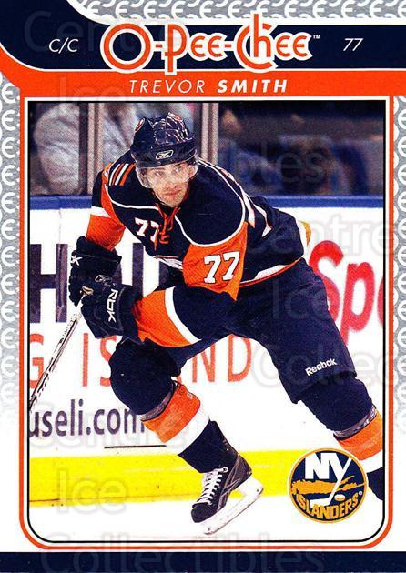 2009-10 O-pee-chee #163 Trevor Smith<br/>2 In Stock - $1.00 each - <a href=https://centericecollectibles.foxycart.com/cart?name=2009-10%20O-pee-chee%20%23163%20Trevor%20Smith...&quantity_max=2&price=$1.00&code=278505 class=foxycart> Buy it now! </a>