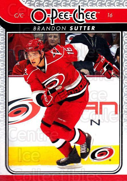2009-10 O-pee-chee #175 Brandon Sutter<br/>4 In Stock - $1.00 each - <a href=https://centericecollectibles.foxycart.com/cart?name=2009-10%20O-pee-chee%20%23175%20Brandon%20Sutter...&price=$1.00&code=278517 class=foxycart> Buy it now! </a>