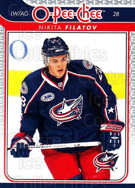 2009-10 O-pee-chee #177 Nikita Filatov<br/>5 In Stock - $1.00 each - <a href=https://centericecollectibles.foxycart.com/cart?name=2009-10%20O-pee-chee%20%23177%20Nikita%20Filatov...&quantity_max=5&price=$1.00&code=278519 class=foxycart> Buy it now! </a>