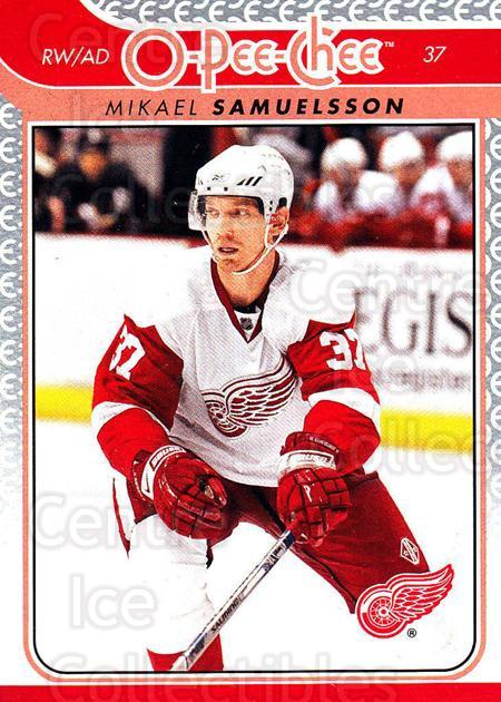 2009-10 O-pee-chee #178 Mikael Samuelsson<br/>4 In Stock - $1.00 each - <a href=https://centericecollectibles.foxycart.com/cart?name=2009-10%20O-pee-chee%20%23178%20Mikael%20Samuelss...&quantity_max=4&price=$1.00&code=278520 class=foxycart> Buy it now! </a>