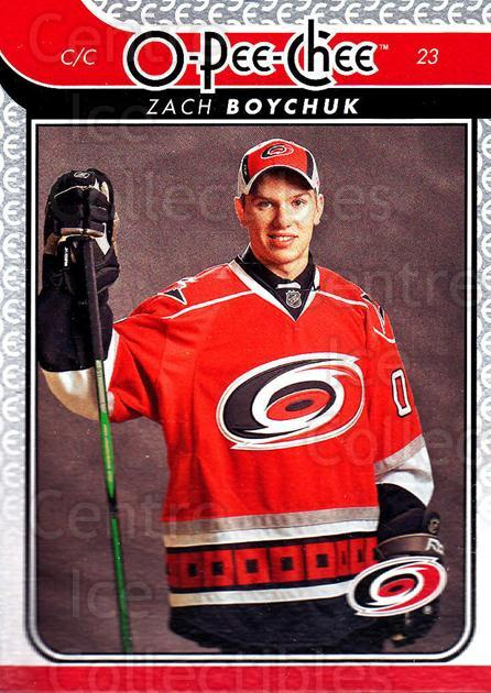 2009-10 O-pee-chee #193 Zach Boychuk<br/>5 In Stock - $1.00 each - <a href=https://centericecollectibles.foxycart.com/cart?name=2009-10%20O-pee-chee%20%23193%20Zach%20Boychuk...&quantity_max=5&price=$1.00&code=278535 class=foxycart> Buy it now! </a>