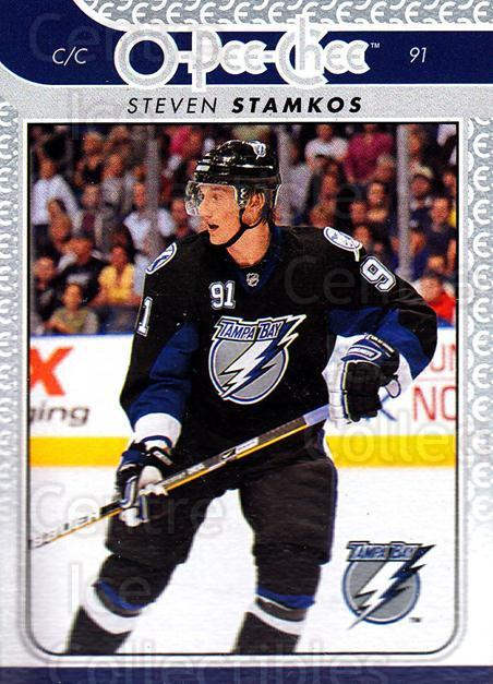 2009-10 O-pee-chee #301 Steven Stamkos<br/>4 In Stock - $2.00 each - <a href=https://centericecollectibles.foxycart.com/cart?name=2009-10%20O-pee-chee%20%23301%20Steven%20Stamkos...&price=$2.00&code=278643 class=foxycart> Buy it now! </a>