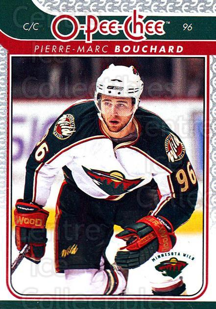 2009-10 O-pee-chee #314 Pierre-Marc Bouchard<br/>5 In Stock - $1.00 each - <a href=https://centericecollectibles.foxycart.com/cart?name=2009-10%20O-pee-chee%20%23314%20Pierre-Marc%20Bou...&quantity_max=5&price=$1.00&code=278656 class=foxycart> Buy it now! </a>