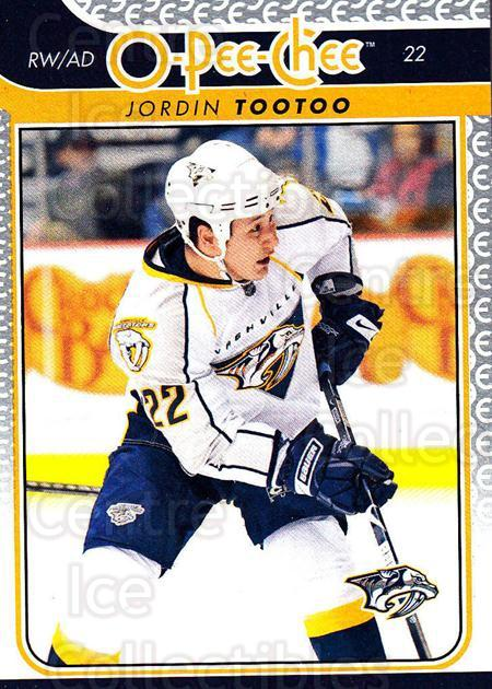 2009-10 O-pee-chee #324 Jordin Tootoo<br/>4 In Stock - $1.00 each - <a href=https://centericecollectibles.foxycart.com/cart?name=2009-10%20O-pee-chee%20%23324%20Jordin%20Tootoo...&quantity_max=4&price=$1.00&code=278666 class=foxycart> Buy it now! </a>