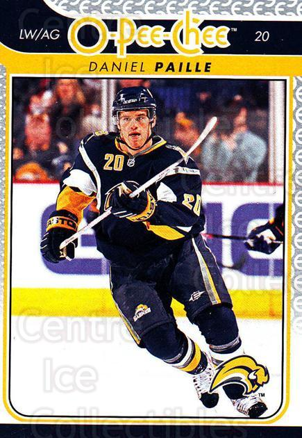 2009-10 O-pee-chee #347 Daniel Paille<br/>5 In Stock - $1.00 each - <a href=https://centericecollectibles.foxycart.com/cart?name=2009-10%20O-pee-chee%20%23347%20Daniel%20Paille...&quantity_max=5&price=$1.00&code=278689 class=foxycart> Buy it now! </a>