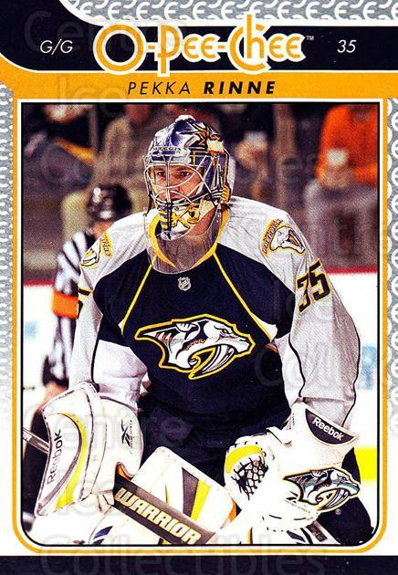 2009-10 O-pee-chee #383 Pekka Rinne<br/>5 In Stock - $1.00 each - <a href=https://centericecollectibles.foxycart.com/cart?name=2009-10%20O-pee-chee%20%23383%20Pekka%20Rinne...&quantity_max=5&price=$1.00&code=278725 class=foxycart> Buy it now! </a>