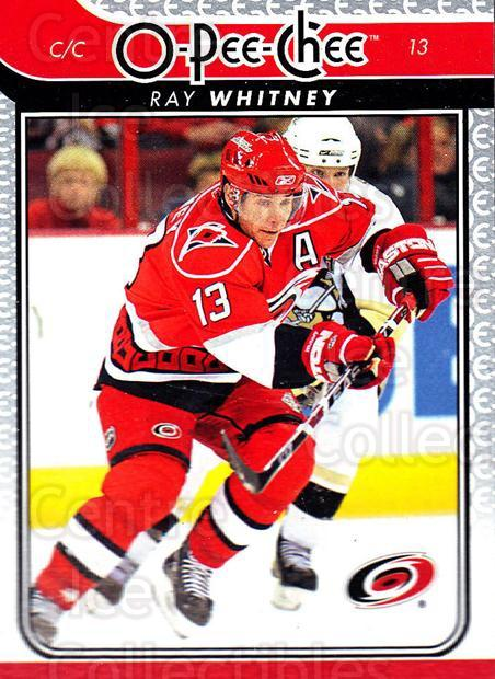 2009-10 O-pee-chee #387 Ray Whitney<br/>4 In Stock - $1.00 each - <a href=https://centericecollectibles.foxycart.com/cart?name=2009-10%20O-pee-chee%20%23387%20Ray%20Whitney...&quantity_max=4&price=$1.00&code=278729 class=foxycart> Buy it now! </a>