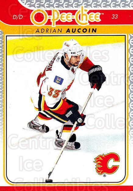 2009-10 O-pee-chee #406 Adrian Aucoin<br/>4 In Stock - $1.00 each - <a href=https://centericecollectibles.foxycart.com/cart?name=2009-10%20O-pee-chee%20%23406%20Adrian%20Aucoin...&quantity_max=4&price=$1.00&code=278748 class=foxycart> Buy it now! </a>