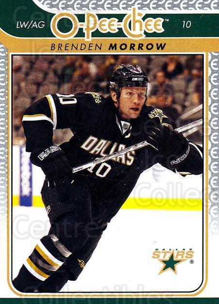2009-10 O-pee-chee #429 Brenden Morrow<br/>5 In Stock - $1.00 each - <a href=https://centericecollectibles.foxycart.com/cart?name=2009-10%20O-pee-chee%20%23429%20Brenden%20Morrow...&quantity_max=5&price=$1.00&code=278771 class=foxycart> Buy it now! </a>