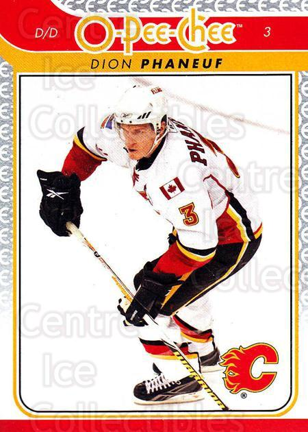2009-10 O-pee-chee #445 Dion Phaneuf<br/>4 In Stock - $1.00 each - <a href=https://centericecollectibles.foxycart.com/cart?name=2009-10%20O-pee-chee%20%23445%20Dion%20Phaneuf...&price=$1.00&code=278787 class=foxycart> Buy it now! </a>