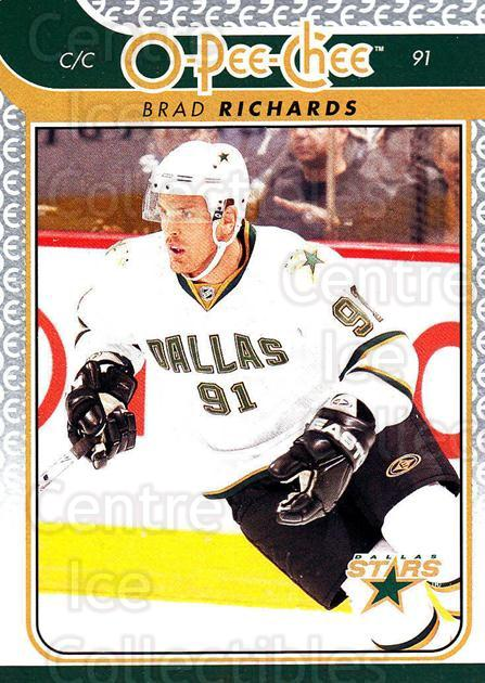 2009-10 O-pee-chee #448 Brad Richards<br/>4 In Stock - $1.00 each - <a href=https://centericecollectibles.foxycart.com/cart?name=2009-10%20O-pee-chee%20%23448%20Brad%20Richards...&quantity_max=4&price=$1.00&code=278790 class=foxycart> Buy it now! </a>