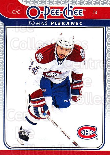 2009-10 O-pee-chee #452 Tomas Plekanec<br/>4 In Stock - $1.00 each - <a href=https://centericecollectibles.foxycart.com/cart?name=2009-10%20O-pee-chee%20%23452%20Tomas%20Plekanec...&quantity_max=4&price=$1.00&code=278794 class=foxycart> Buy it now! </a>