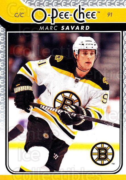 2009-10 O-pee-chee #463 Marc Savard<br/>5 In Stock - $1.00 each - <a href=https://centericecollectibles.foxycart.com/cart?name=2009-10%20O-pee-chee%20%23463%20Marc%20Savard...&quantity_max=5&price=$1.00&code=278805 class=foxycart> Buy it now! </a>